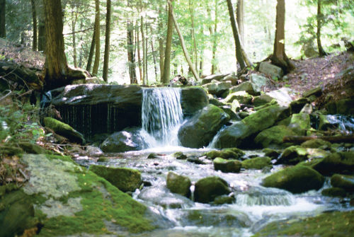 Mill Creek Waterfall