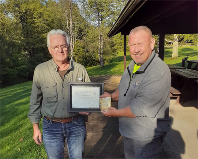 Silver Trout Award
