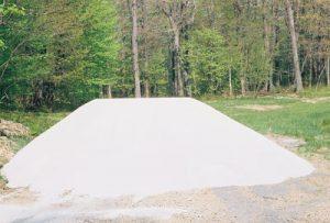 Limestone Sand Pile