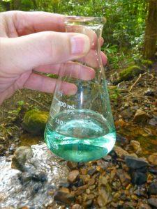 RR Water Sample