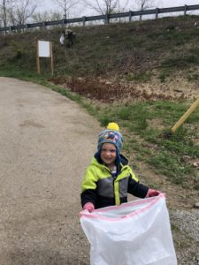 Mission Road area clean-up